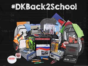 Image of Gear up for School with Digi-Key