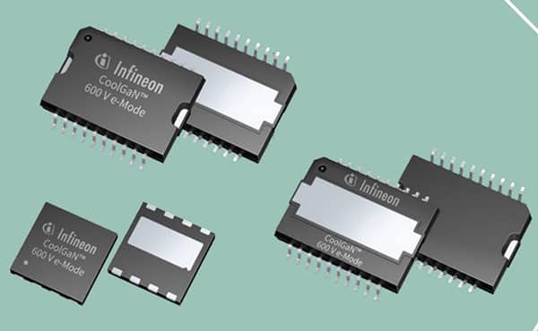 Image of Infineon's GaN Technology