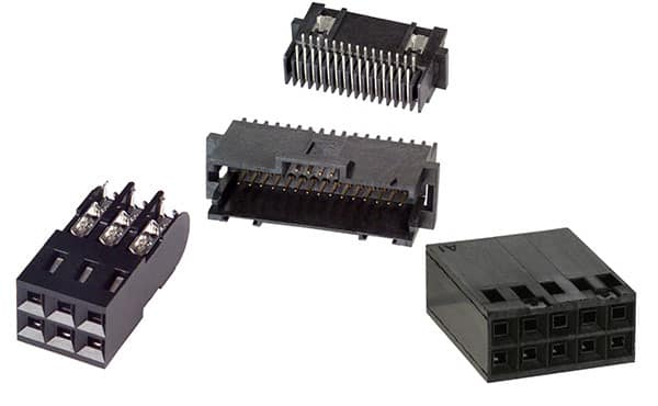 Image of TE Connectivity's AMPMODU Connectors