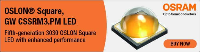 OSRAM Opto Semiconductors OSLON® Square, GW CSSRM3.PM LED